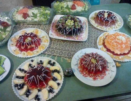 دسر و کیک
